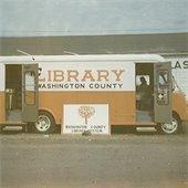 bookmobile orange van