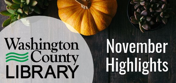 November Highlights banner