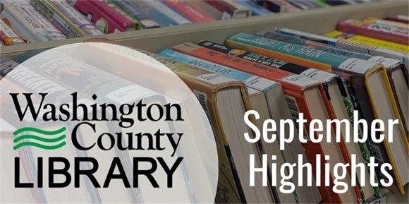September highlights email banner