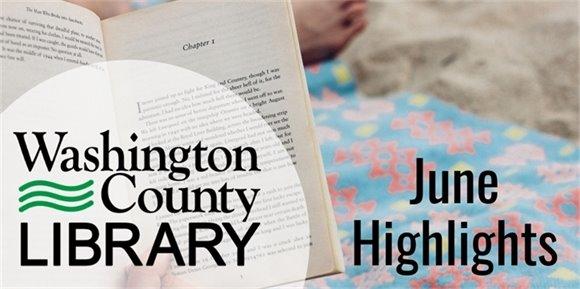 June Email Newsletter Banner