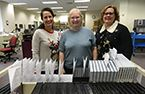 library tech services team members