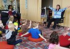 storytime at hardwood creek library