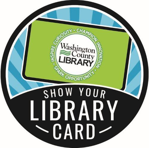 Show Your Library Card | Washington County Library, MN