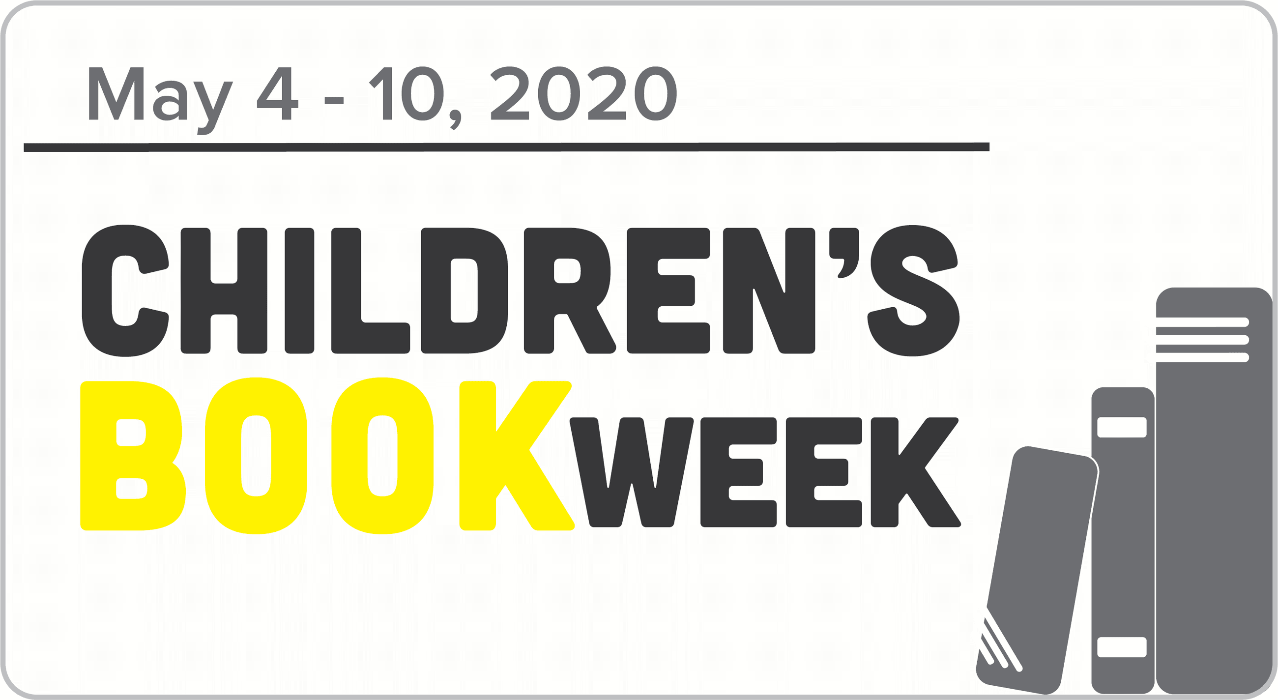 childrens book week 2020 logo