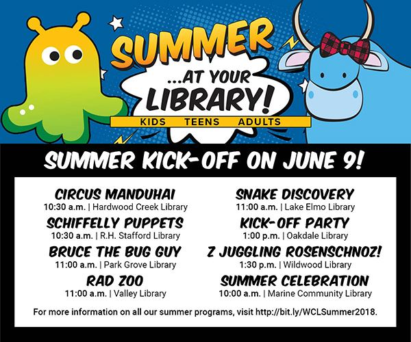 Summer Kick Off Graphic