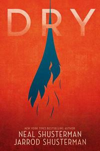book cover dry by neal schusterman