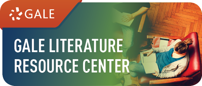 Literature Resource Center Logo.
