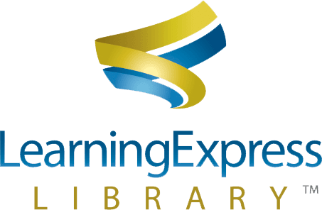 Learning Express Library logo.