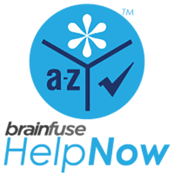 Homework HelpNow Logo.